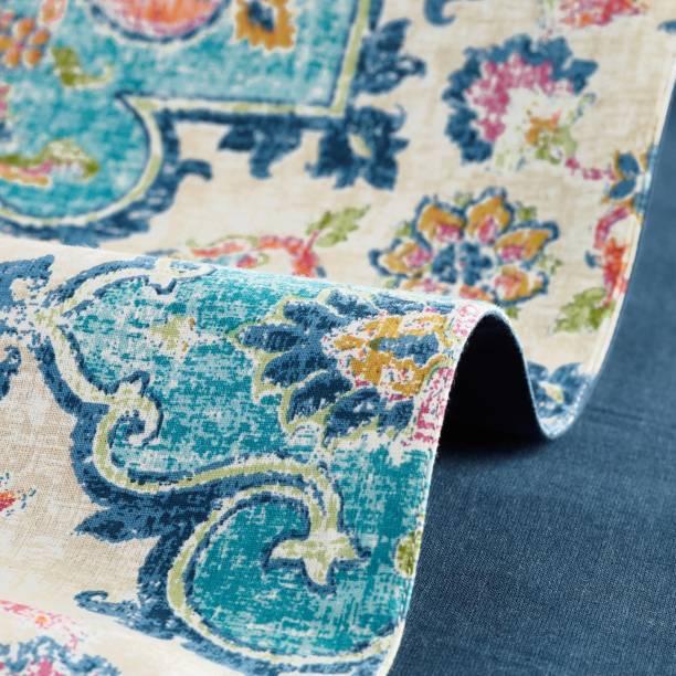 Raghuraj Lifestyle lapis Curtain Fabric