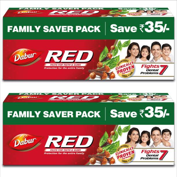 Dabur Red Paste Toothpaste