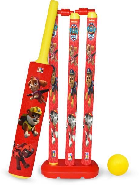 Paw Petrol Paw petrol cricket set no 3 for kids Cricket Kit