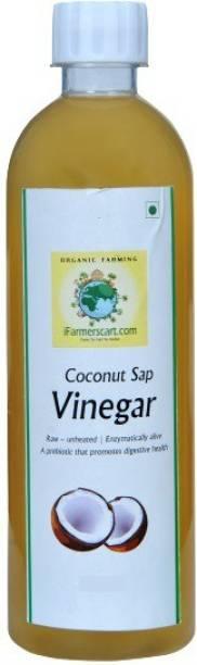 iFarmerscart Coconut Nectar Vinegar | Raw | Unfiltered Vinegar