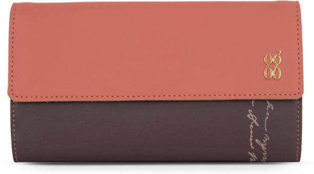 Baggit Women Multicolor Artificial Leather Wallet