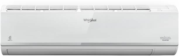 Whirlpool 4 in 1 Convertible Cooling 1.5 Ton 5 Star Split Inverter AC  - White