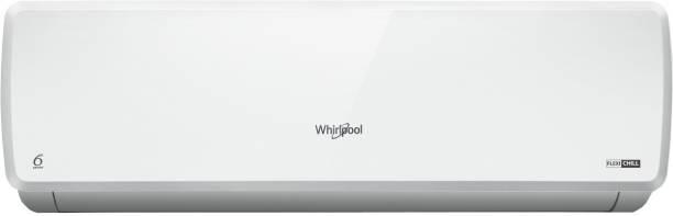 Whirlpool 4 in 1 Convertible Cooling 1 Ton 3 Star Split Inverter AC  - White