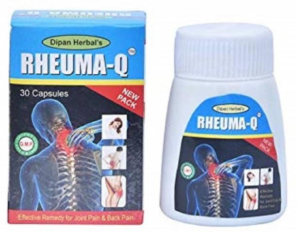 Rheuma-Q Capsules (30 Capsules) - Pack of 2