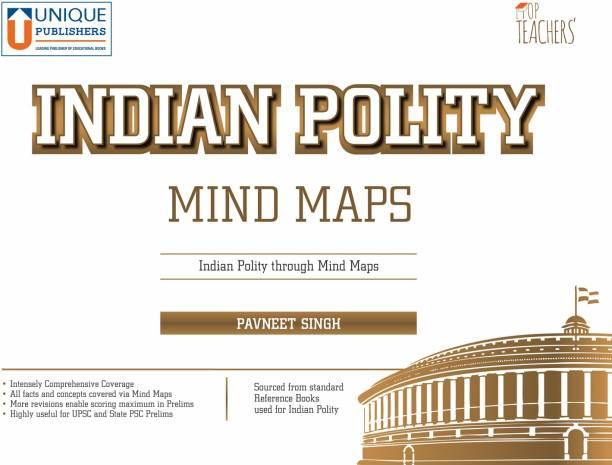 Indian Polity Mind Maps