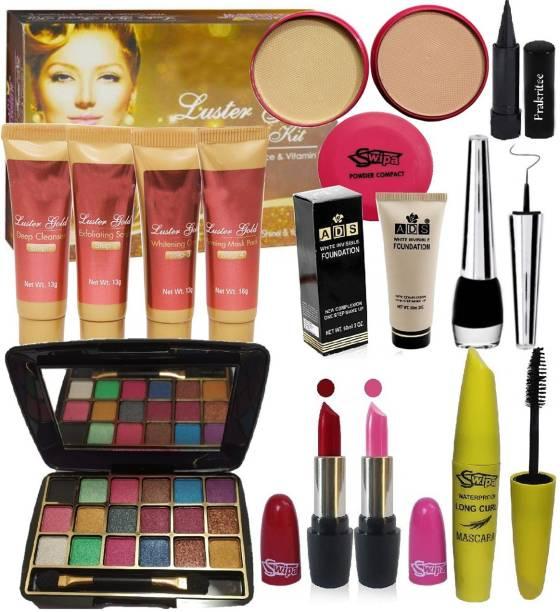 Prakritee Budget Face Makeup Care Combo-3650