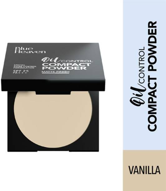 BLUE HEAVEN Oil control Compact Powder, Vanilla 101 Compact