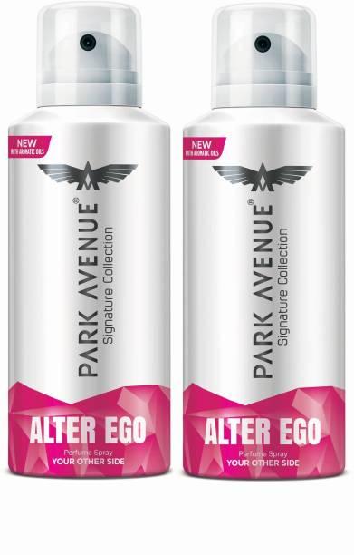 PARK AVENUE Alter Ego Deodorant Spray  -  For Men