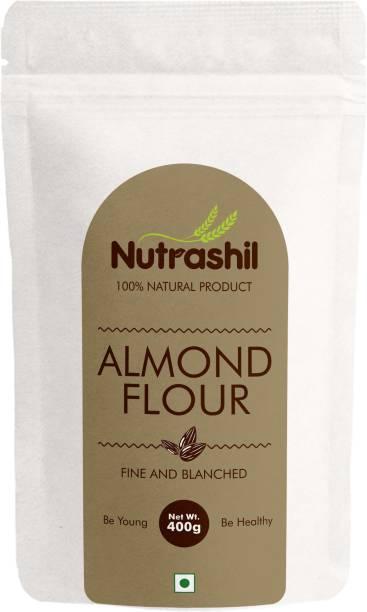Nutrashil Almond Flour 400Gms