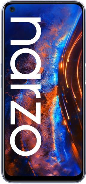 realme Narzo 30 Pro 5G (Blade Silver, 128 GB)