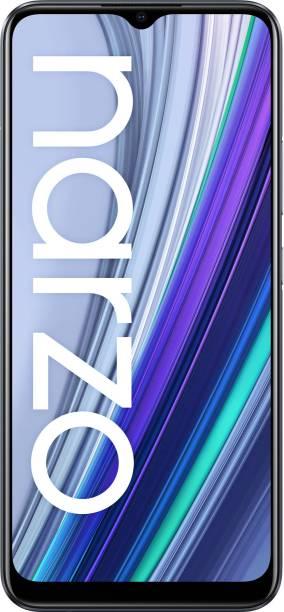 realme Narzo 30A (Laser Black, 64 GB)