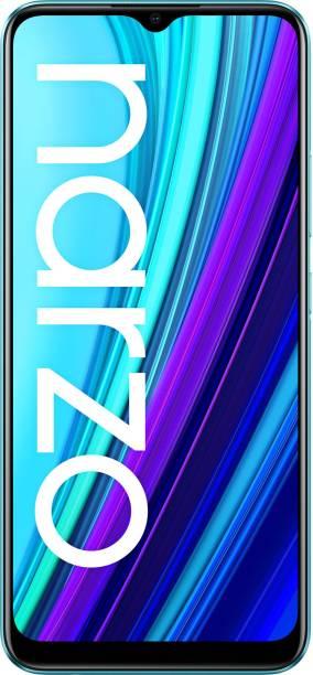 realme Narzo 30A (Laser Blue, 32 GB)