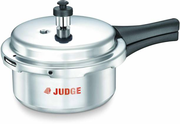 judge by TTK Prestige Deluxe 2 L Induction Bottom Pressure Cooker