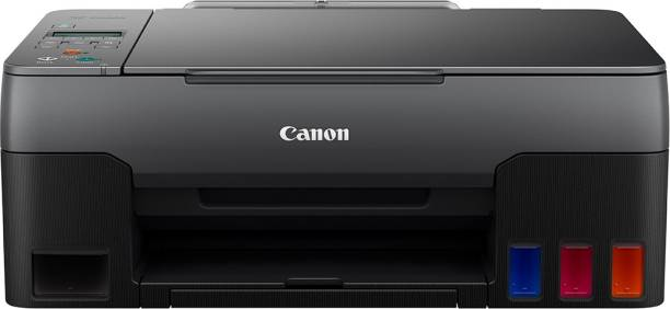 Canon G3021 Multi-function Color Printer with Voice Activated Printing Google Assistant and Alexa