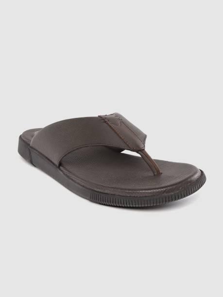 CLARKS Men Brown Sandals