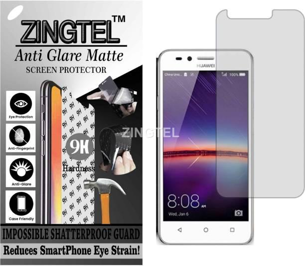 ZINGTEL Impossible Screen Guard for Huawei Y3 2 (Shatterproof Matte)
