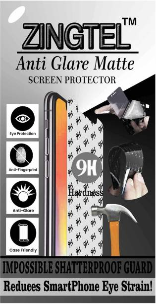 ZINGTEL Impossible Screen Guard for ACER ICONIA TALK S (Shatterproof Matte)