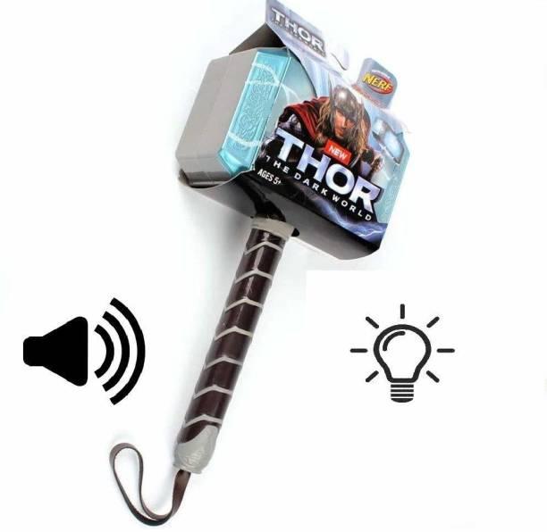 NIYAMAT Hammer with Lights and Music of Thor