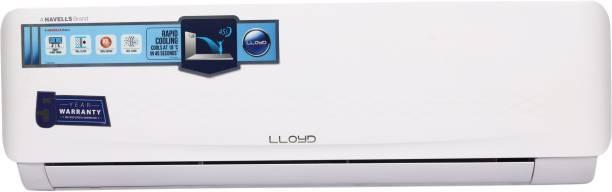 Lloyd 1.5 Ton 3 Star Split AC  - White