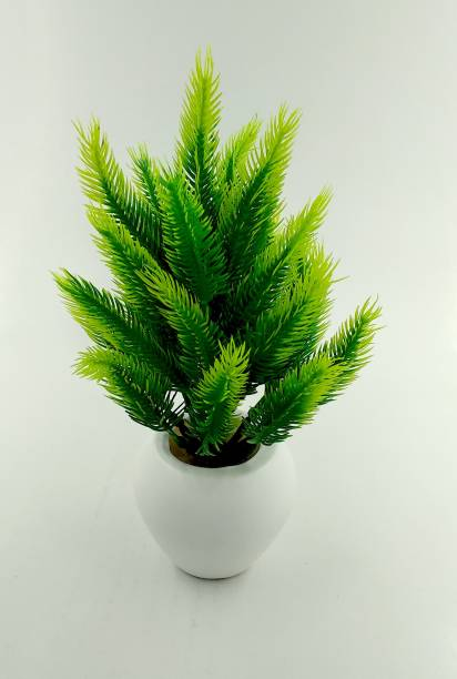RESILIENCE Artificial Plants for Home Bonsai Wild Artificial Plant  with Pot
