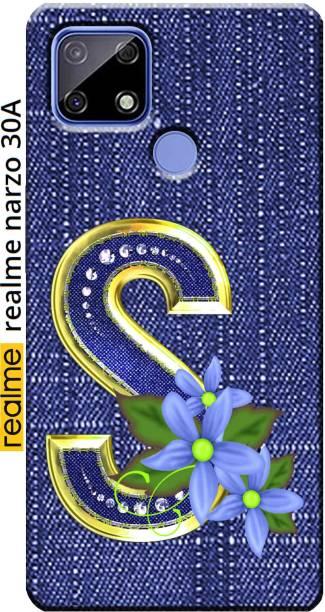 YorktoSis Back Cover for Realme Narzo 30A