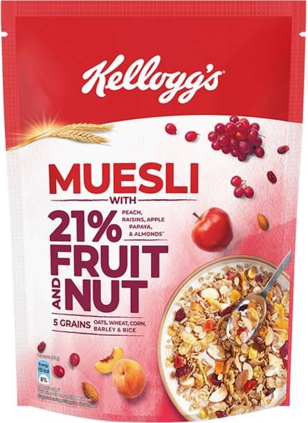 Kellogg's Muesli 21% Fruit & Nut