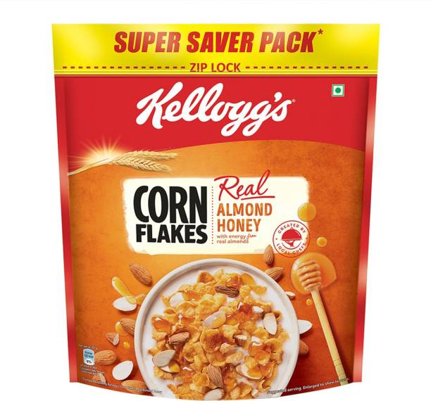 Kellogg's Corn Flakes Real Almond & Honey