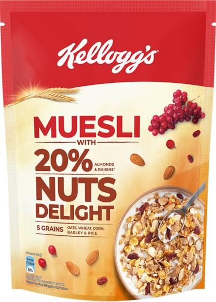 Kellogg's Muesli 20% Nuts Delight