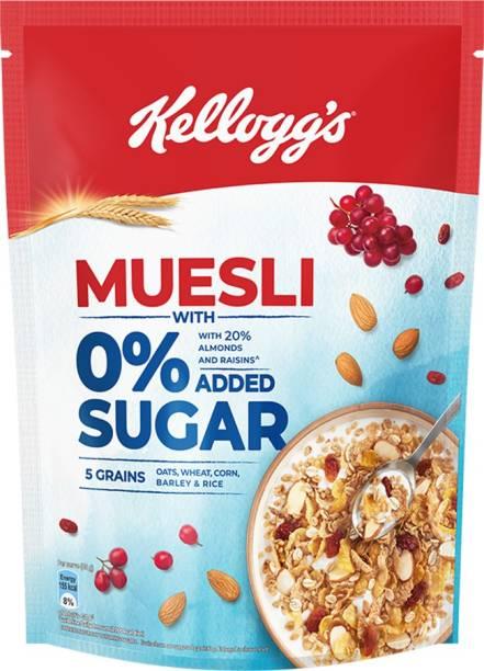 Kellogg's Muesli 0% Added Sugar