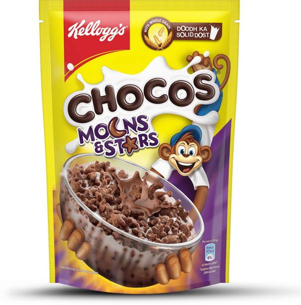 Kellogg's Chocos Moons & Stars
