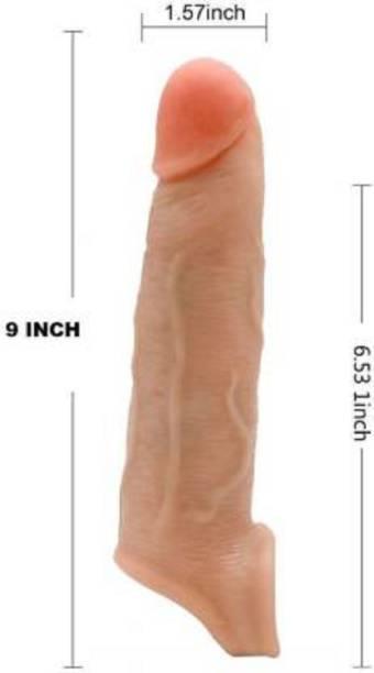 Loop silicon reusable Condom