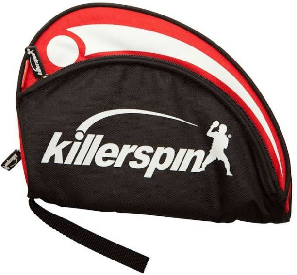 Killerspin Barracuda Table Tennis Paddle Case Bat Cover Free Size