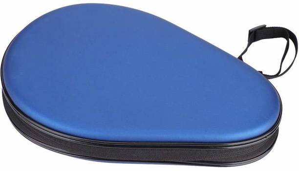 VGEBY Table Tennis Racket Hard Case, Waterproof PU Ping Pong Bat Bag Cover Racquet Carry Case/Cover Free Size
