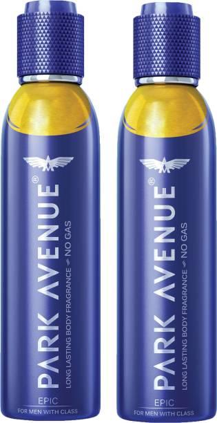 PARK AVENUE EPIC Deodorant Spray Deodorant Spray  -  For Men