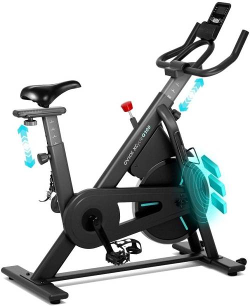 Reach Q-100 Spin Bike Exercise Cycle for Home Gym Spinner Exercise Bike