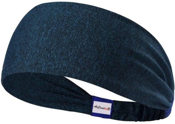 Ali Creation Advanced Headband for Men Women Running Cycling Yoga Tennis Badminton Other Sports Fitness Band