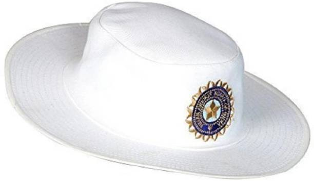 CAPS FOR MEN S UMPIRE CAPS like Cricket Match Hat with BCCI logo