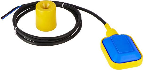 Japsin Control Float Switch Spdt Microswitch Side Mount Cable Float Level Switch Water Tank Use Non-magnetic Post Level