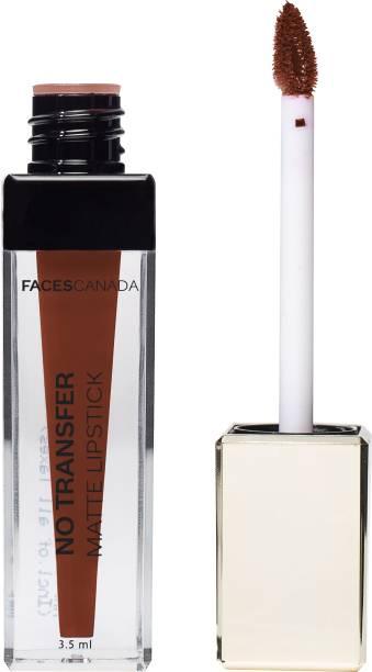 FACES CANADA No Transfer Matte Liquid Hydrating Lipstick with Chamomile Oil