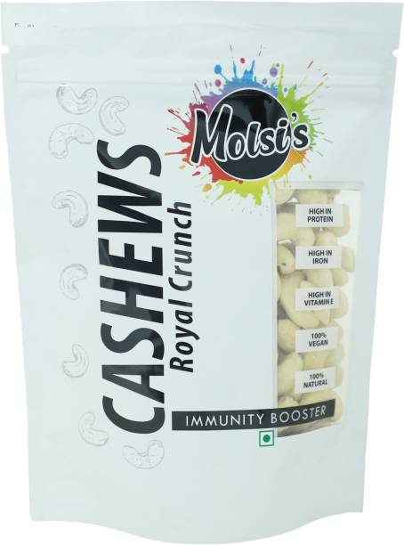 Molsi's Royal Crunch Cashews