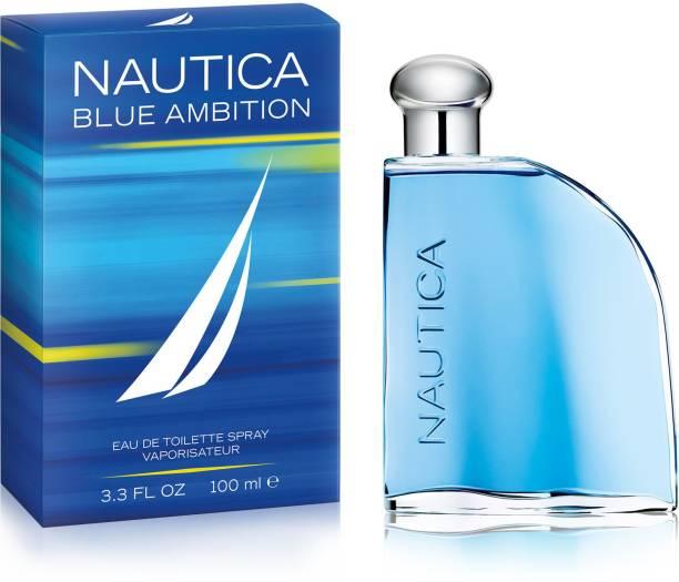 NAUTICA Blue Ambition NS Eau de Toilette  -  100 ml