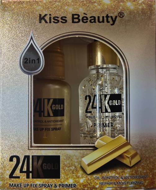Kiss Beauty PRIMER FIXER Primer  - 80 ml
