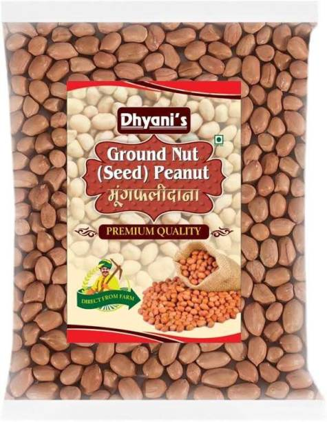 dhyani sales Red Peanut (Whole)