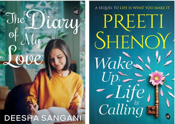 The Diary Of My Love & Wake Up, Life Is Calling (Set Of 2 Books)
