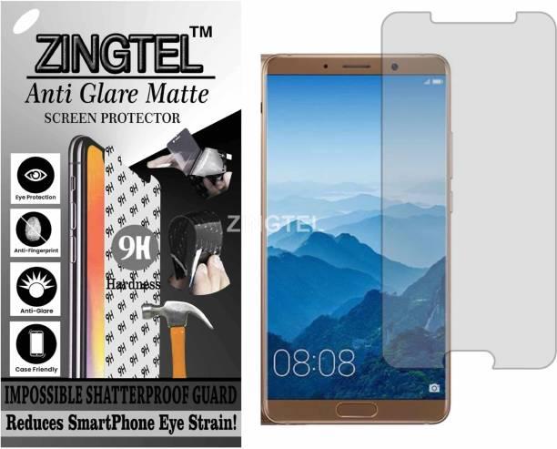 ZINGTEL Impossible Screen Guard for Huawei Mate 10 (Shatterproof Matte)