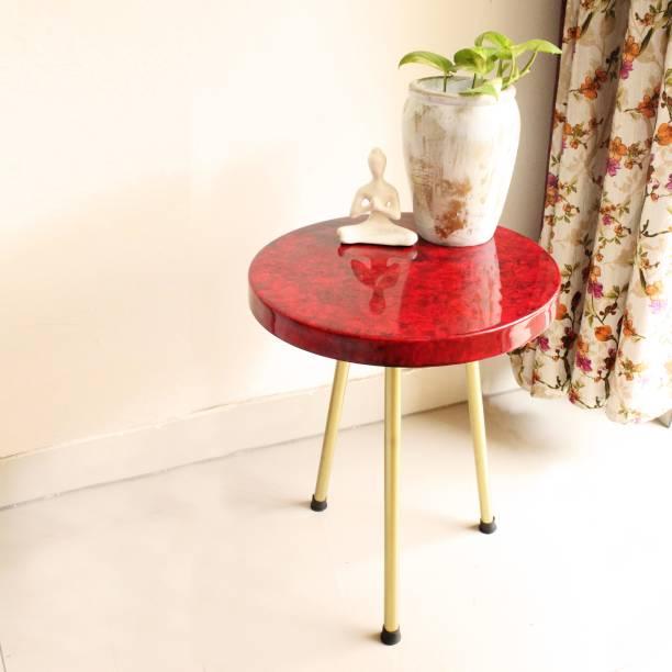 artact B08X6SFGH3 Metal Corner Table