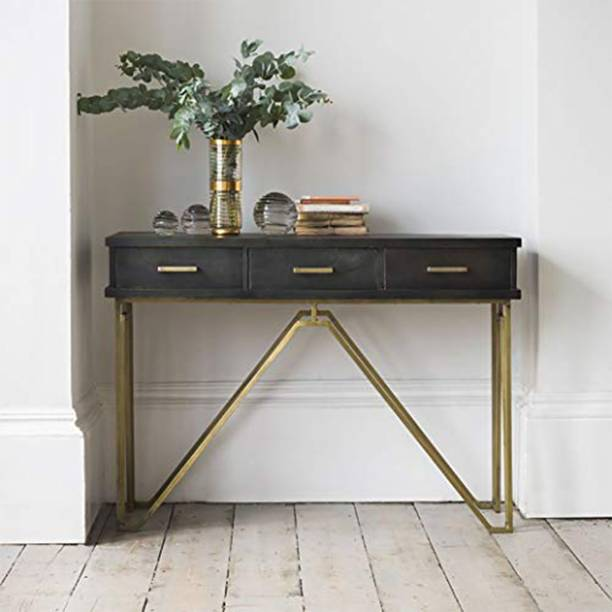 Area Steel Console Table