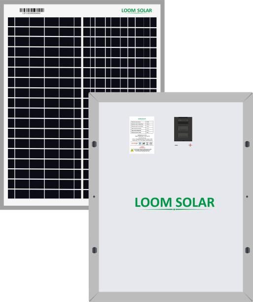 LOOM SOLAR 20 Watt Solar Panel