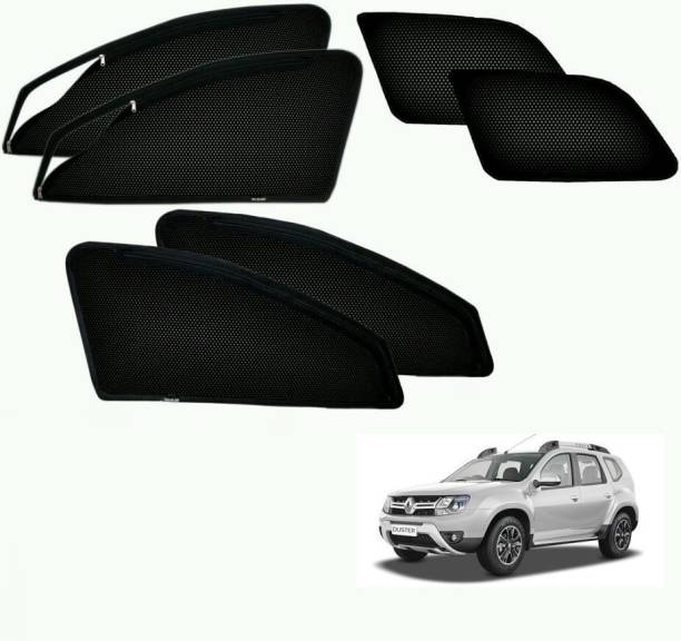MOCKHE Side Window Sun Shade For Renault Duster