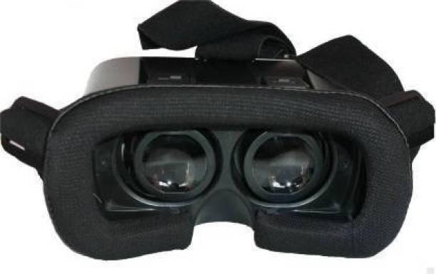TECHGEAR 2nd Gen Virtual Augmented Reality Cardboard 3D Video Glasses- White (Smart Glasses) (Smart Glasses, White, Black) Video Glasses